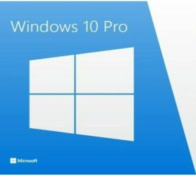 Microsoft WINDOWS 10 PRO 64 BIT Operating System – Pre-Installed + REGISTERED COA KEY PROVIDED!